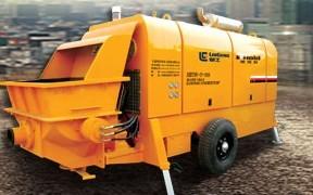 鸿得利重工HBT60-13-132S车载泵