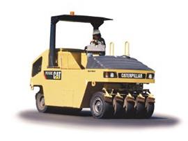 卡特彼勒PS150C轮胎压路机