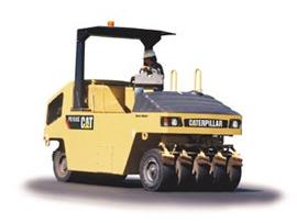 卡特彼勒PS150C HW轮胎压路机