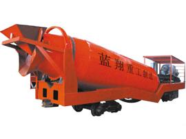 蓝翔重工TZ系列混凝土搅拌运输车