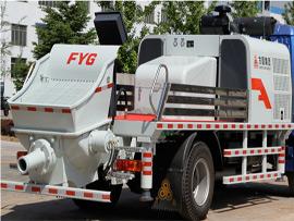 方圆集团FYG5120THB车载泵