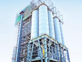 方圆集团GJD10干混砂浆生产线
