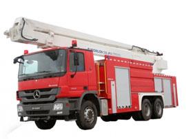 中联重科ZLJ5301JXFJP32消防车