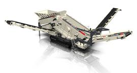 特雷克斯883破碎设备