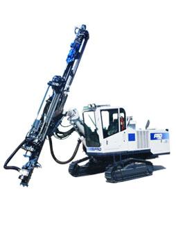 古河HCR-910DSII顶锤式液压钻机