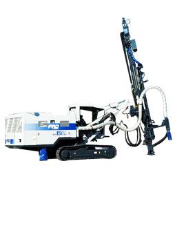 古河HCR1500-EDII顶锤式液压钻机图片