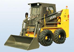 鲁岳JC60滑移装载机图片