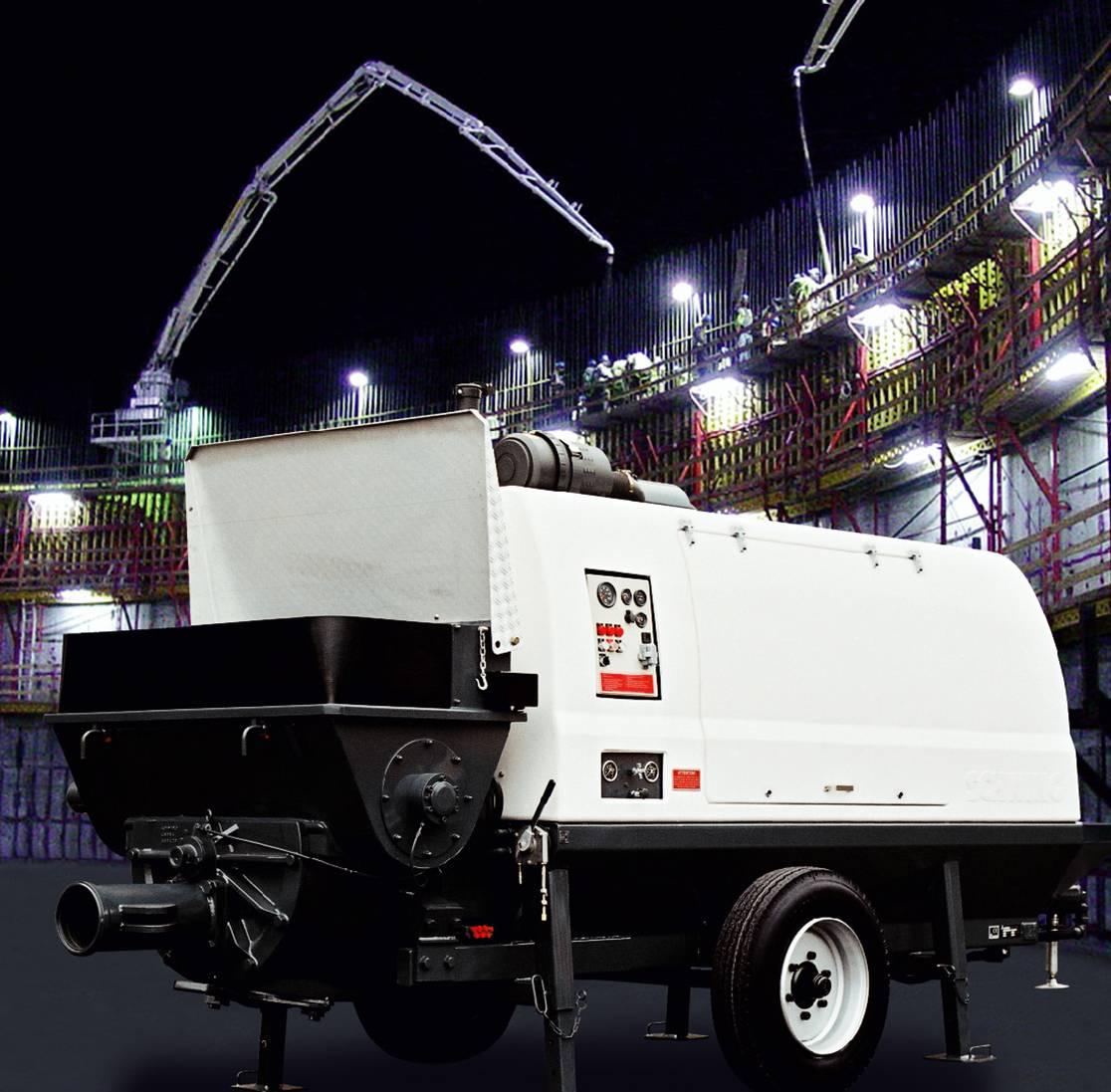 施维英SP2800拖泵