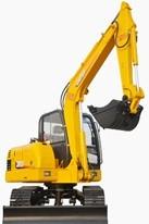 卡特重工CT220-8挖掘机