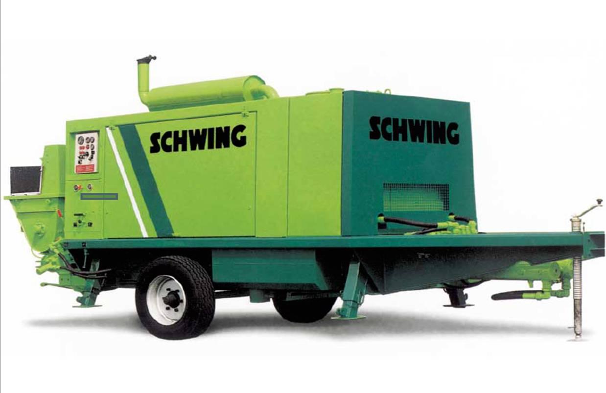 施维英SP3500拖泵