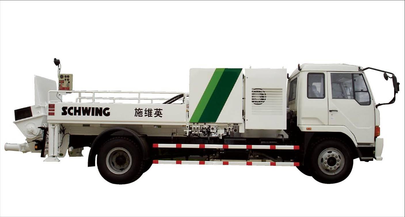 施维英LP2800车载泵