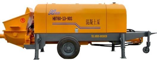 海州机械HBT60-13-90S输送泵