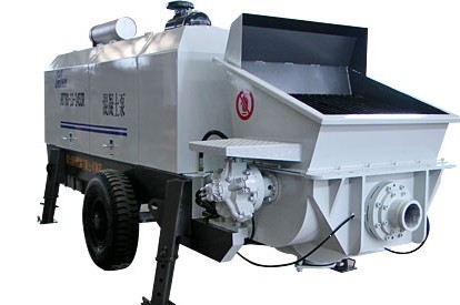 海州机械HBT80-13-145SR输送泵
