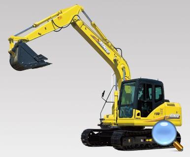 犀牛重工XN150-9挖掘机