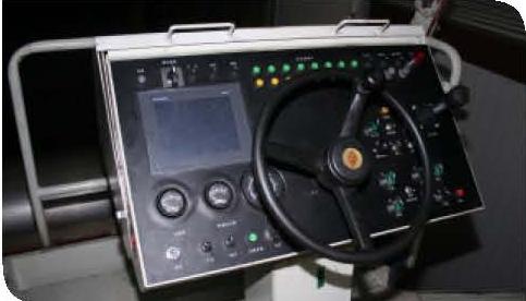 中交西筑CR2500冷再生拌和机外观图4