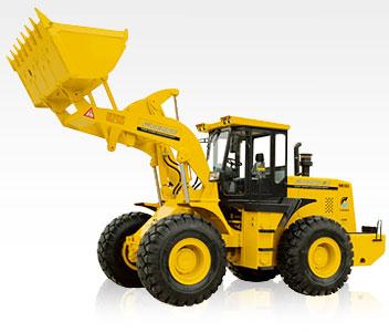 福工FUG955轮式挖掘机