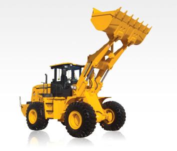 福工FUG959轮式挖掘机