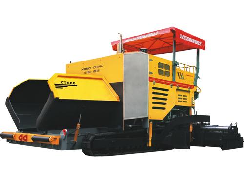 中交西筑ZT600专用履带式摊铺机