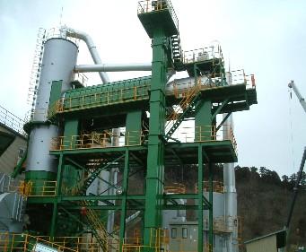 日工A-TOPα沥青混合料搅拌设备