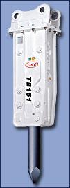 泰科TB151V型破碎锤