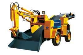 山挖重工SW60挖掘装载机图片