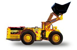 山挖重工SJD200地下铲运机图片