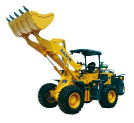 山挖重工SLK180矿用装载机图片