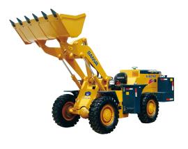 山挖重工SLK150矿用装载机图片