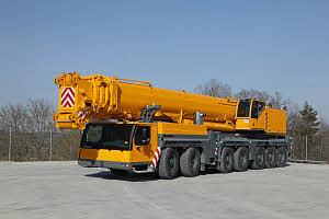 利勃海尔LTM 1400-7.1汽车起重机