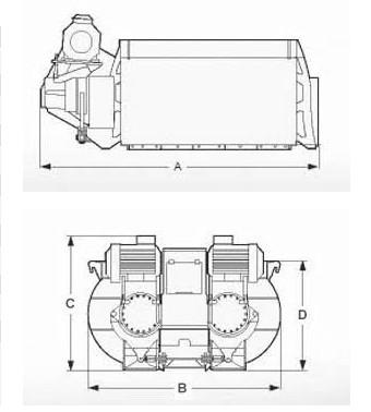 利勃海尔DW 6.0搅拌机