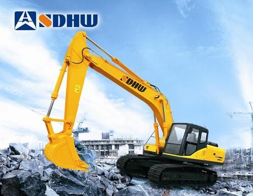 华伟重工H621挖掘机