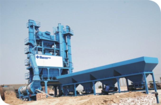中交西筑JD1000沥青混合料搅拌设备外观图1