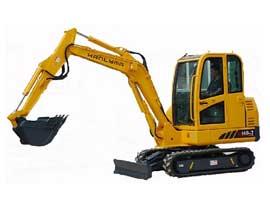 华力重工HL140-7挖掘机