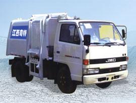 宜工JTZ5041/5042/5070ZLJ密封自卸式垃圾车