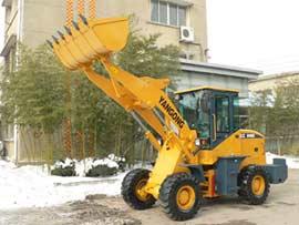 烟工818D轮式挖掘机