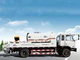 海州机械HBC80-16-160S车载泵
