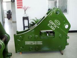 工兵国际E300破碎锤图片
