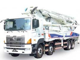 中联重科ZLJ5434THB泵车