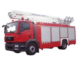 中联重科ZLJ5140TXFZM75消防车