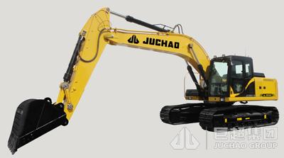 巨超重工JC220-9挖掘机图片