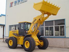 建德机械KT852轮式装载机