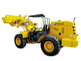 福大机械FDM 720T矿用轮式装载机