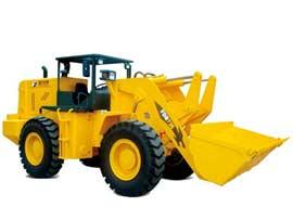 福大机械FDM736T矿用轮式装载机