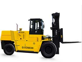 福大机械FDM8300重型叉车图片
