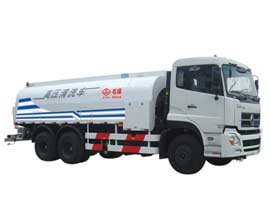 石煤SMJ5250GQXDC3高压清洗车