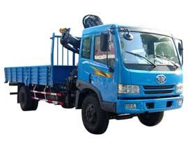 石煤QYS-4ZⅡ随车起重机
