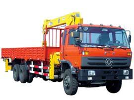 石煤QYS-8ⅢA随车起重机