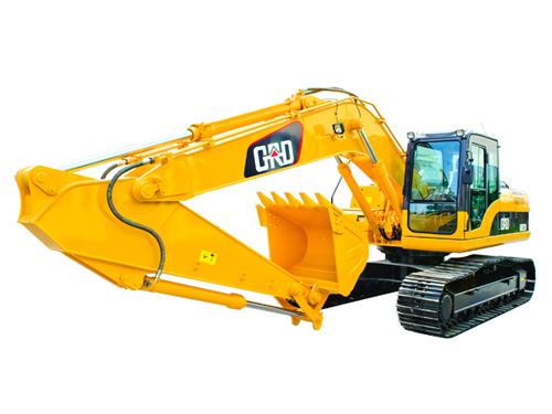 格瑞德GME230挖掘机外观图1