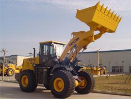 建德机械KT857-L轮式装载机