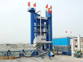 陆德筑机LD175X沥青混合料搅拌设备